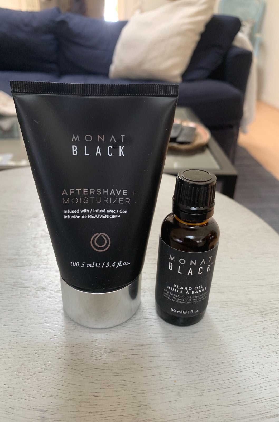 Mens after shave & Beard Oil