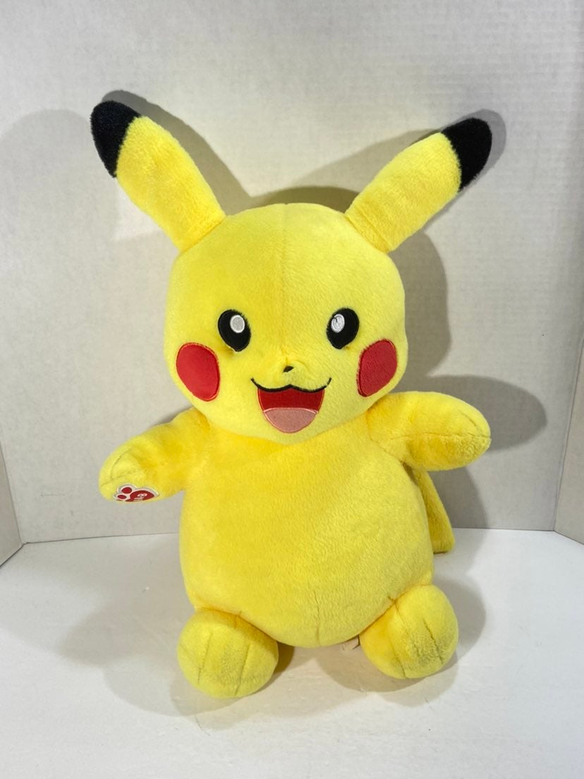 Build A Bear Workshop Pokemon Pikachu