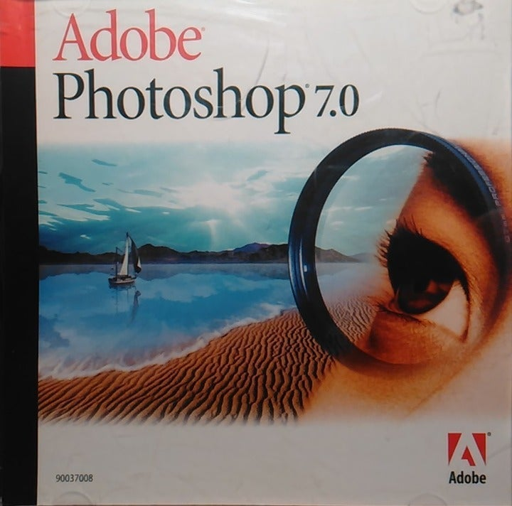 Adobe PhotoShop 7.0 Full Version Windows