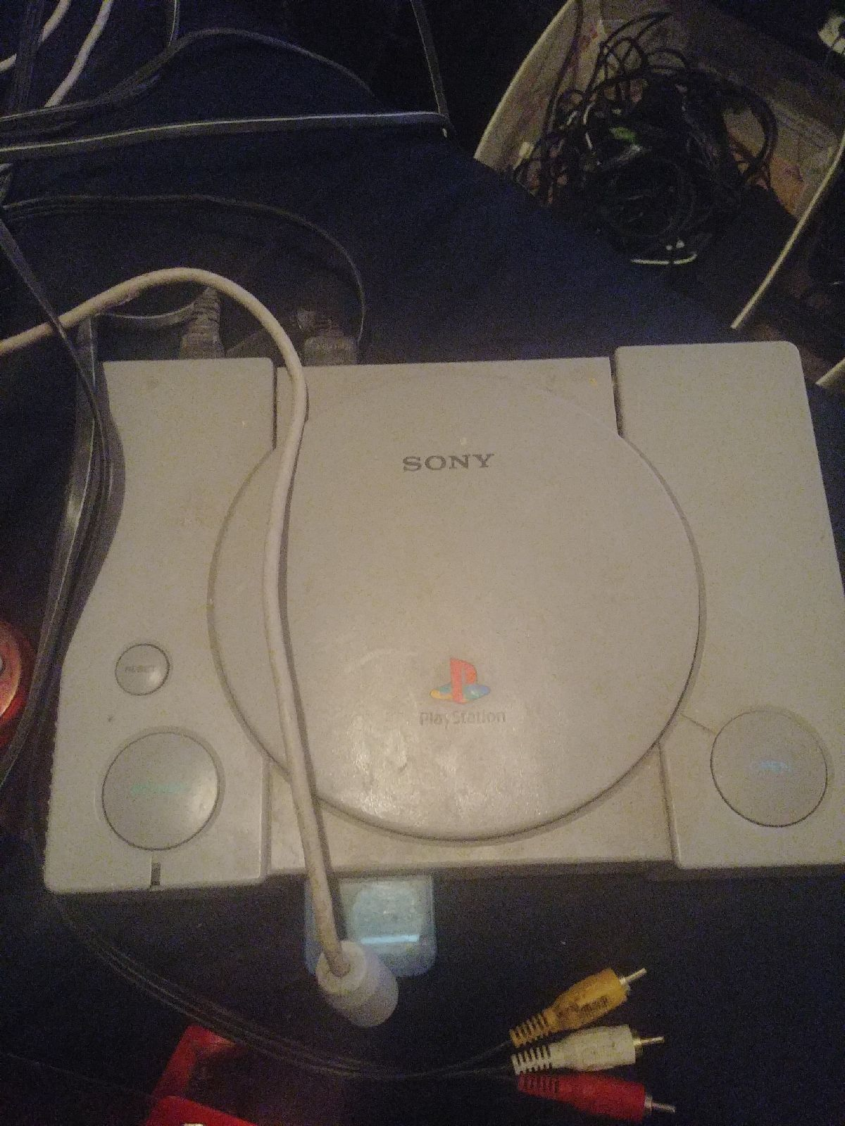 Sony PlayStation 1 PS1 with controller