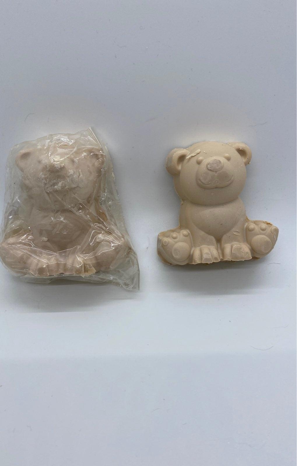2 LUSH Polar Bear Soaps 2020
