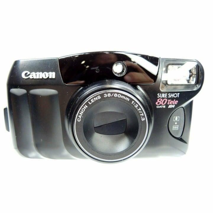 Canon Sure Shot 80 Tele SN 1023664
