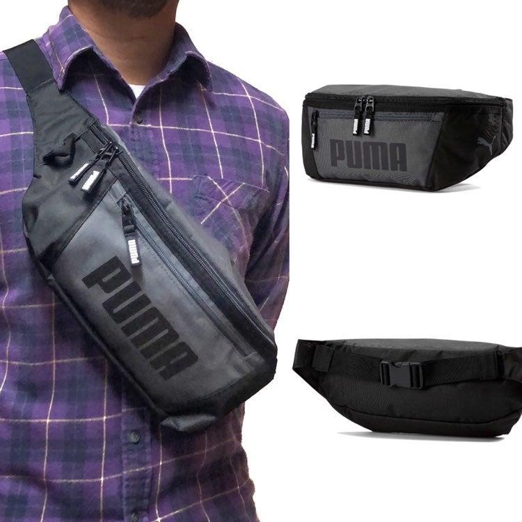 PUMA fanny pack side sling chest bag