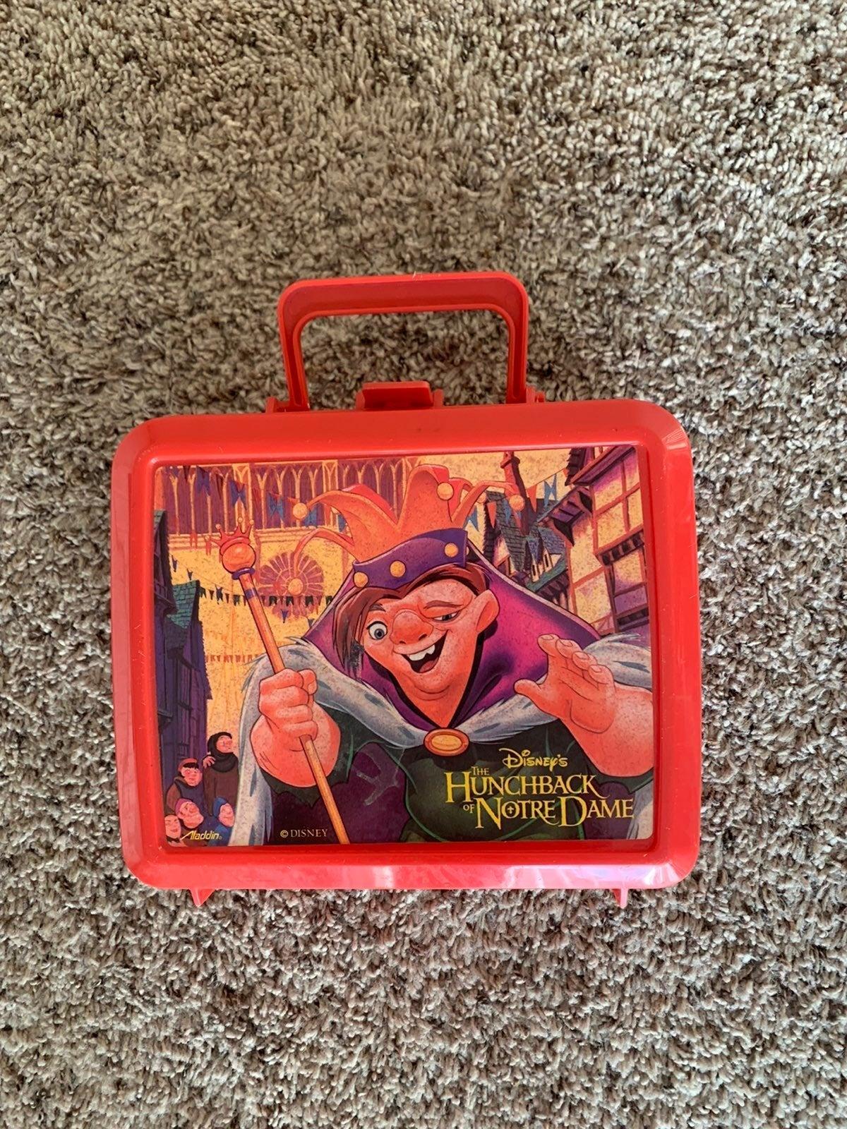 Vintage Aladdin Lunchbox