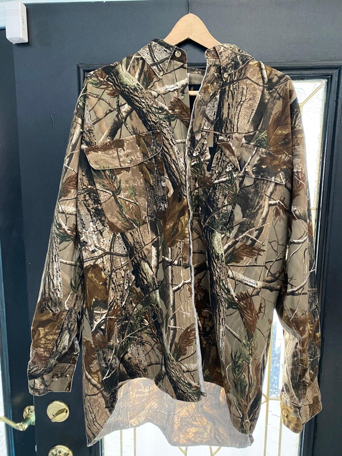 Browning Hunting Shirt, Men's 2XL
