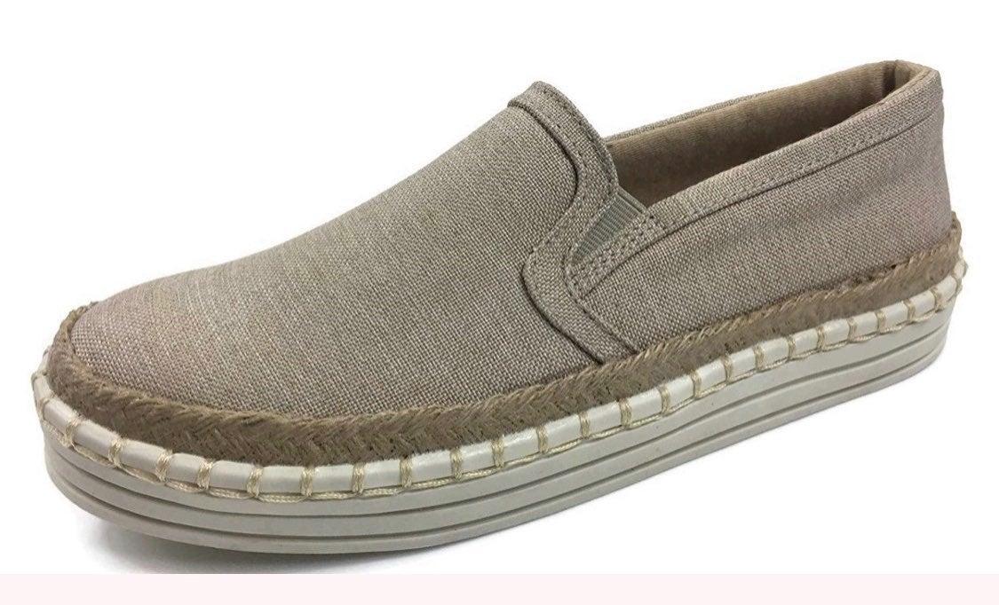 Size 10 Soda slip on sneakers