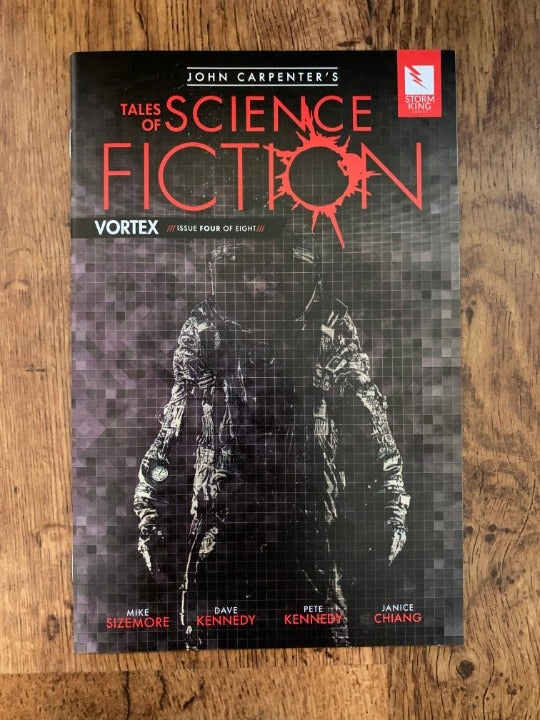 TALES OF SCIENCE FICTION  VORTEX #4