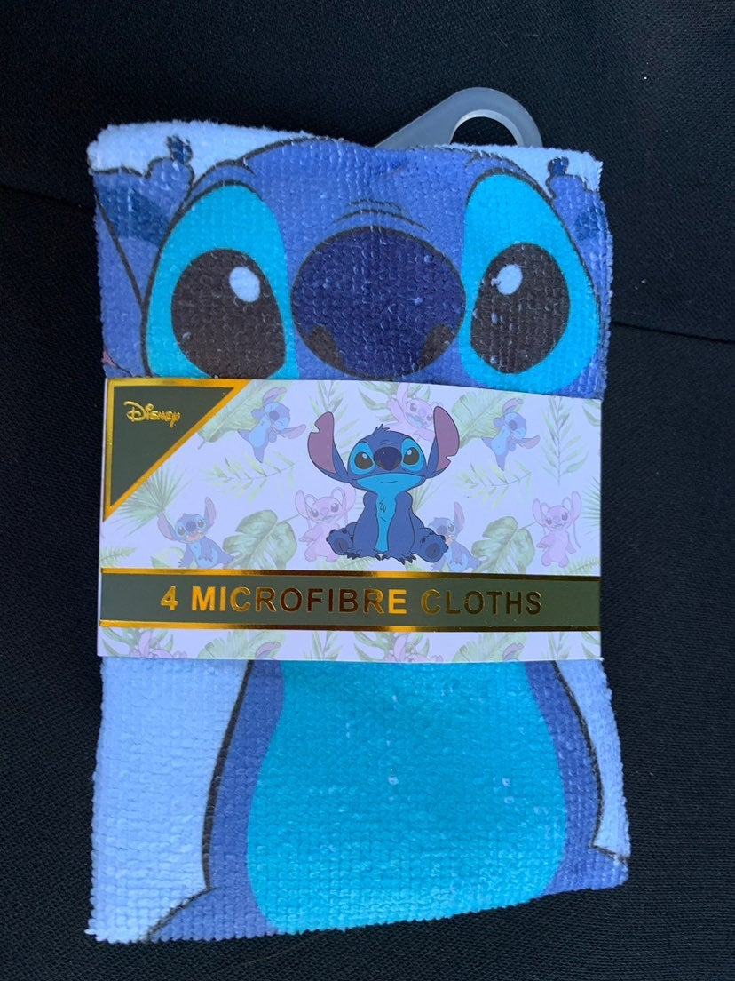 Lilo and stitch wash cloths brand new
