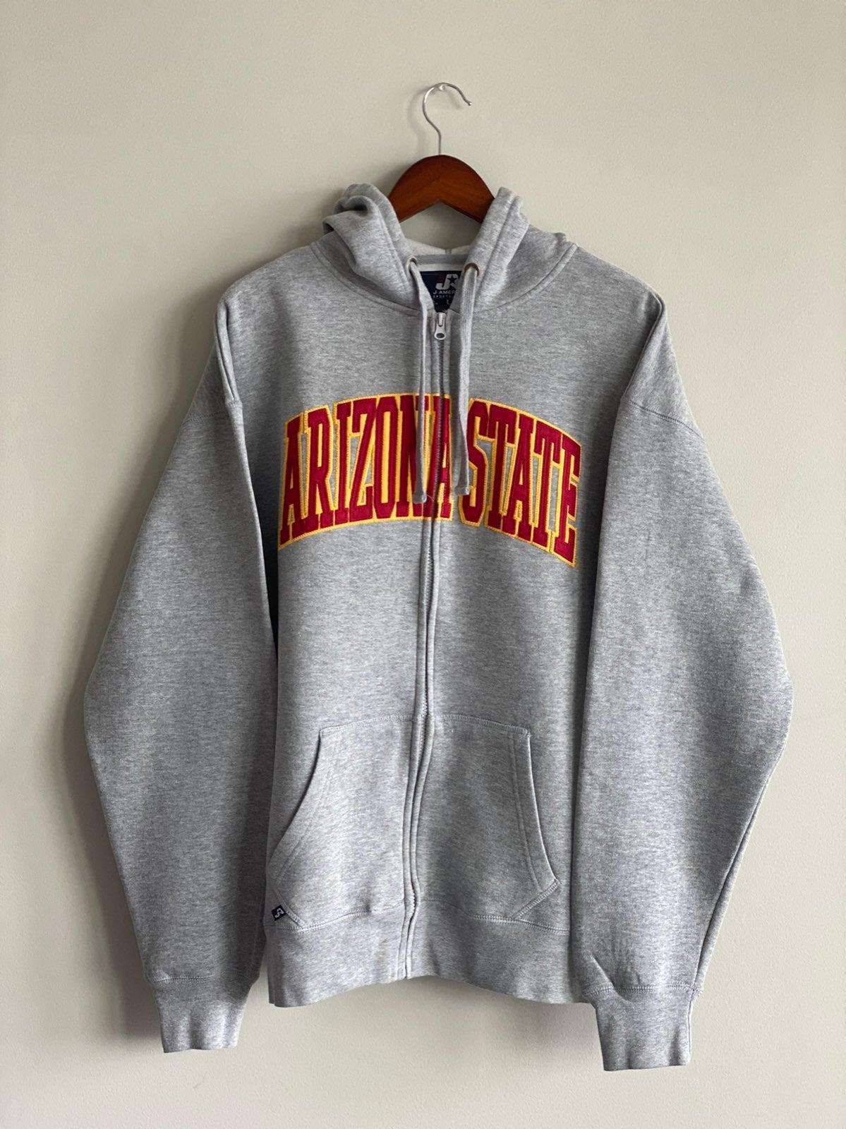 Vintage Arizona State Hoodie Sz XL