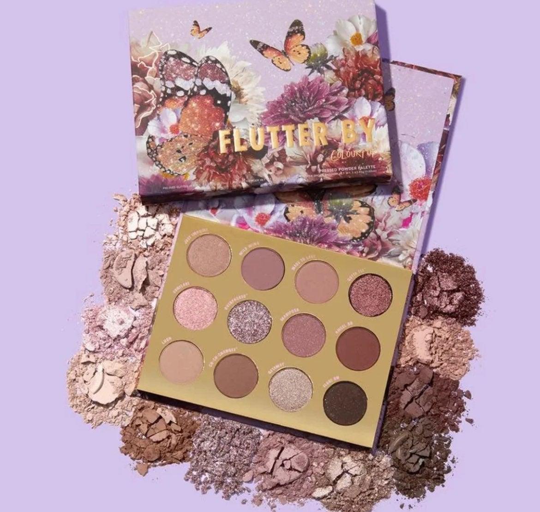 ColourPop Cosmetics Flutter by Palette