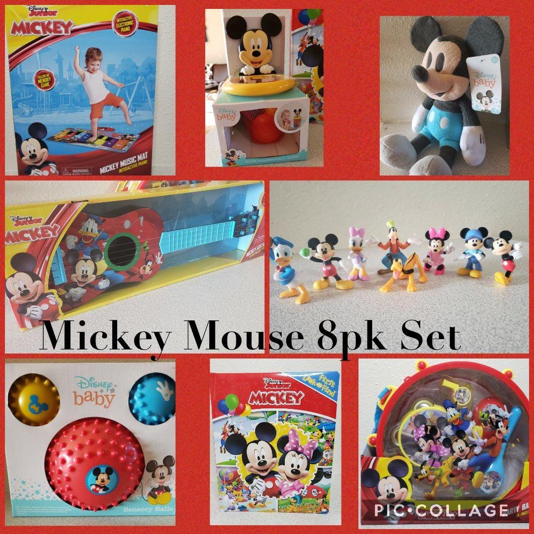 Disney Mickey Mouse Clubhouse 8pk Set