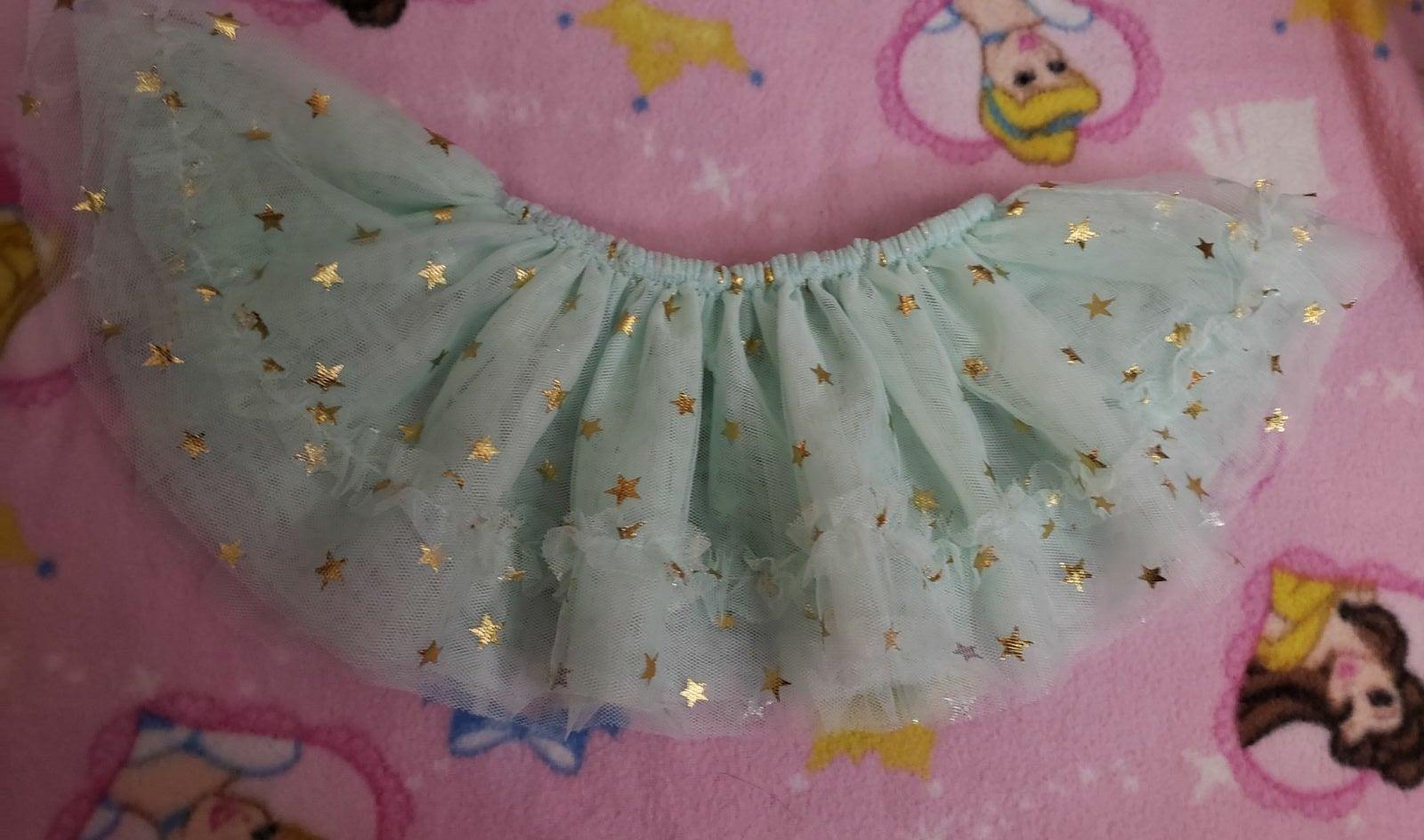 Cute baby girl tutu skirt 3 months