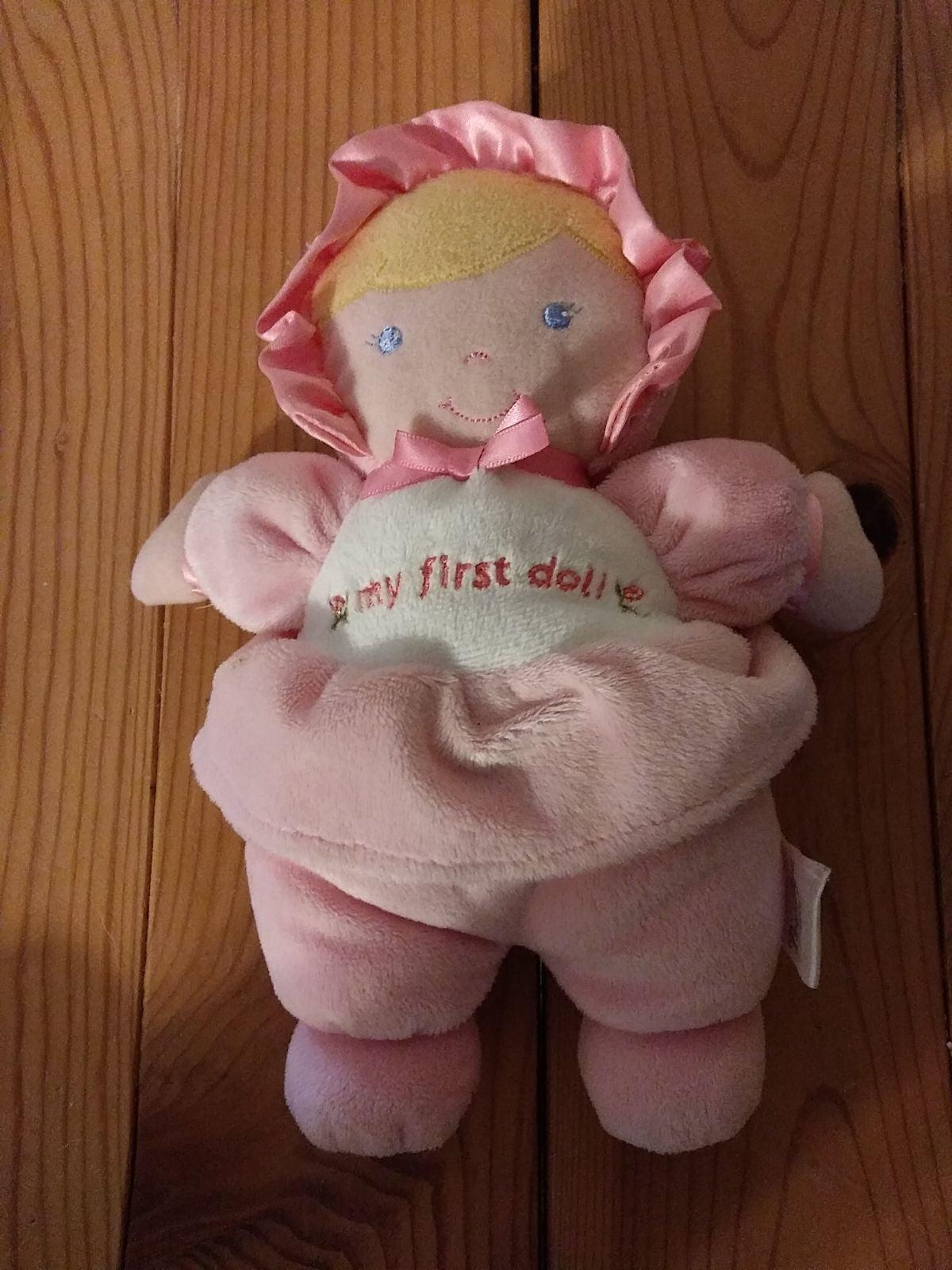 Prestige My First Doll Pink Blonde Baby