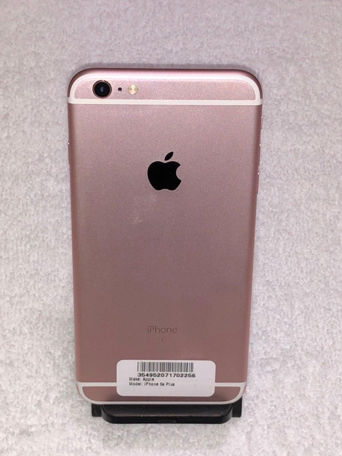 iPhone 6S Plus Rose Gold 128 GB Unlocked