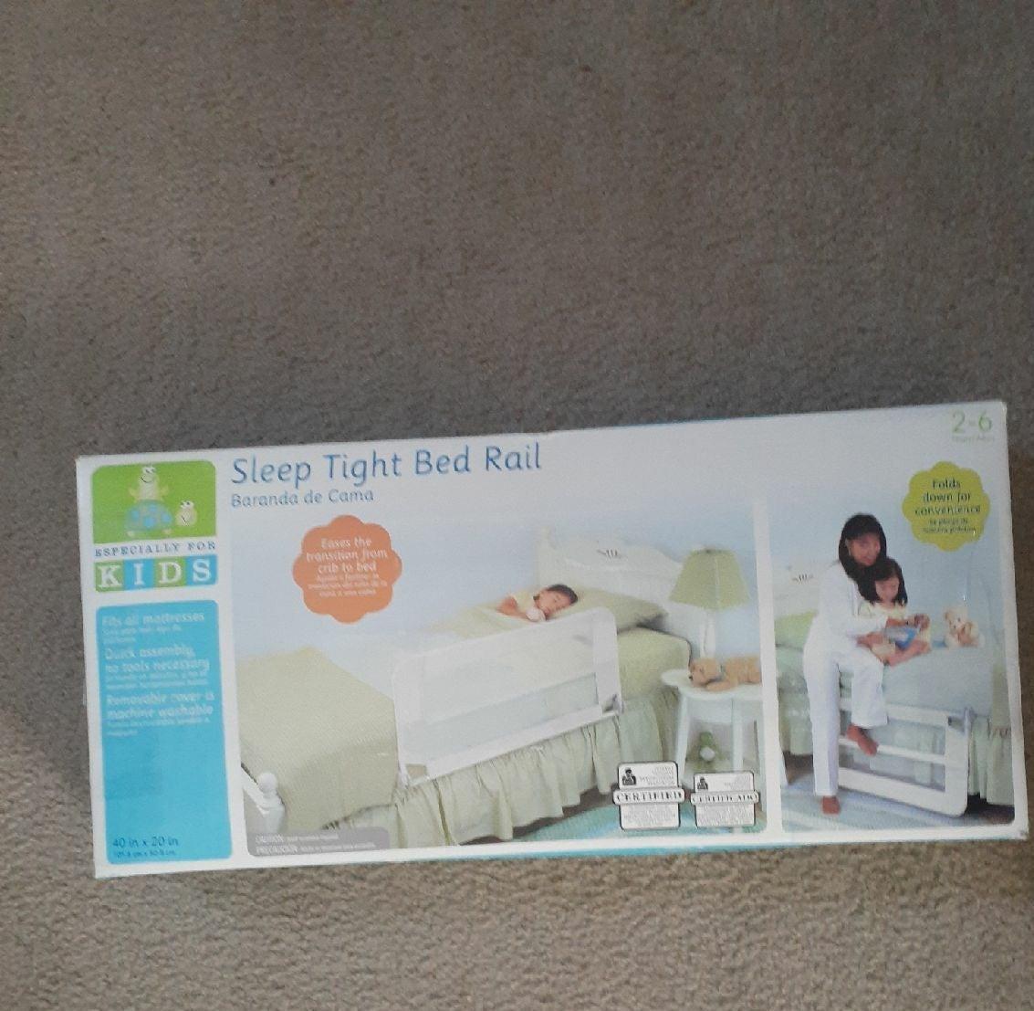 EUC children's bed rail