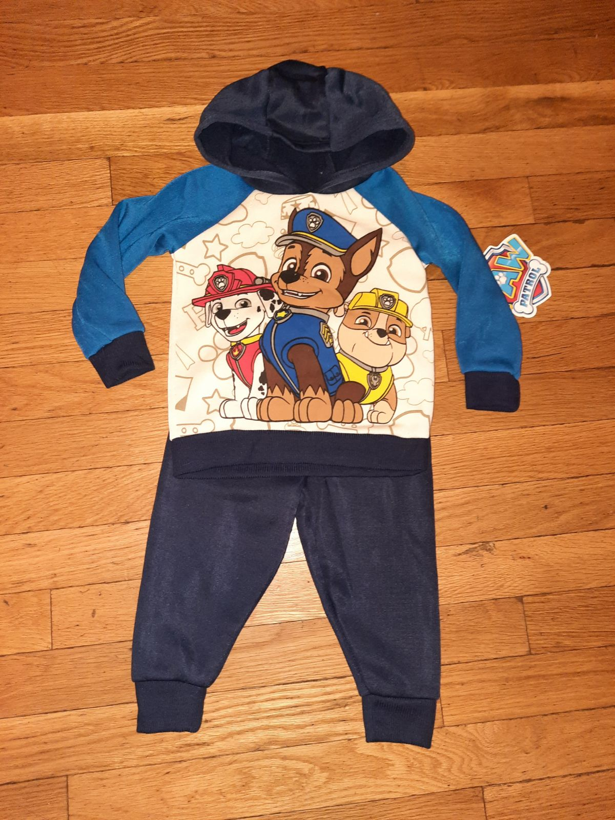 NEW Paw Patrol 12m boys outfit