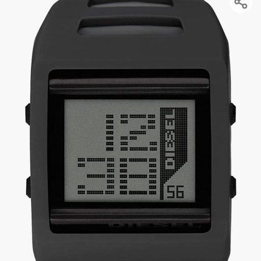 Diesel DZ-7225 Digital Men's OVERSIZED B