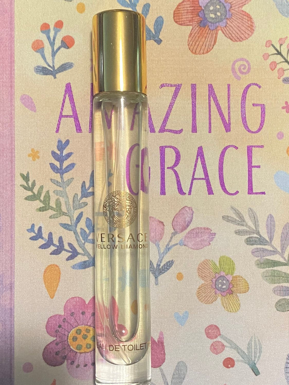 Versace perfume yellow dimond