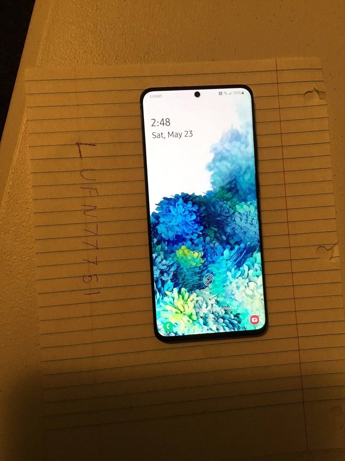Samsung galaxy s20 ultra unlocked