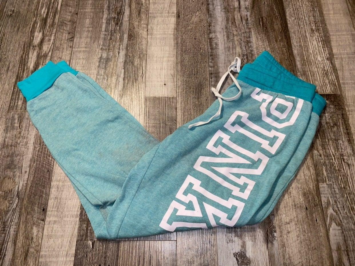 Victoria secret pink jogger sweatpants