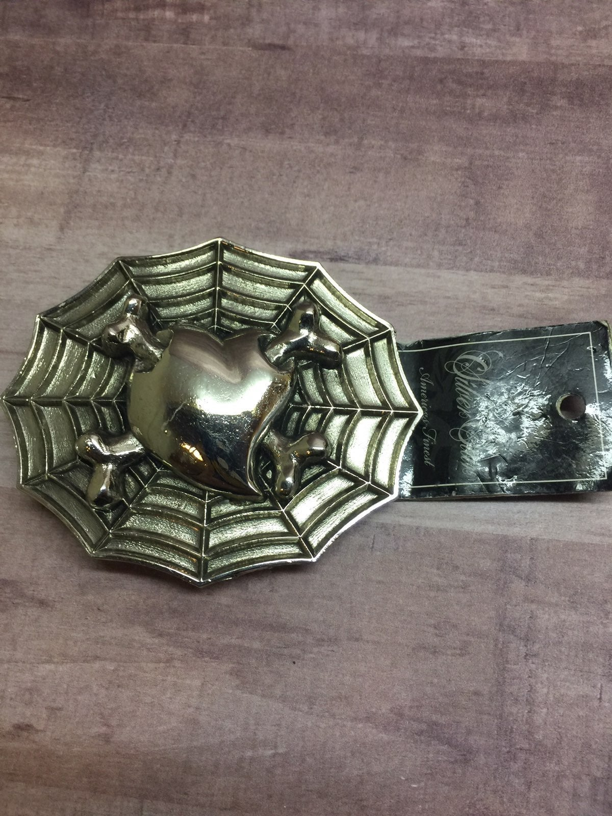 Silver Star Casting Co. Belt Buckle