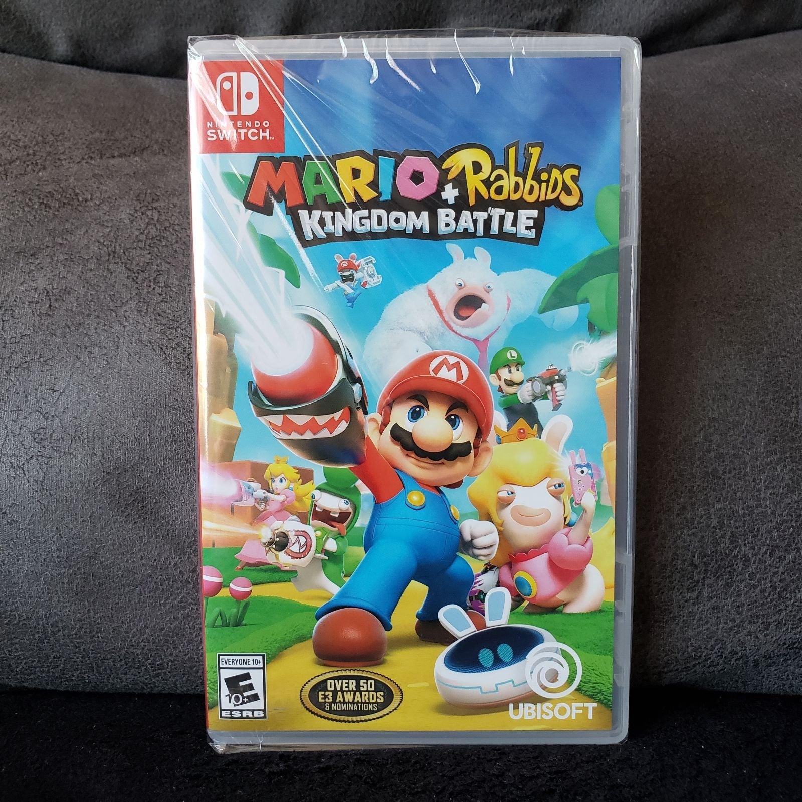 Mario+rabbids  Nintendo Switch!!