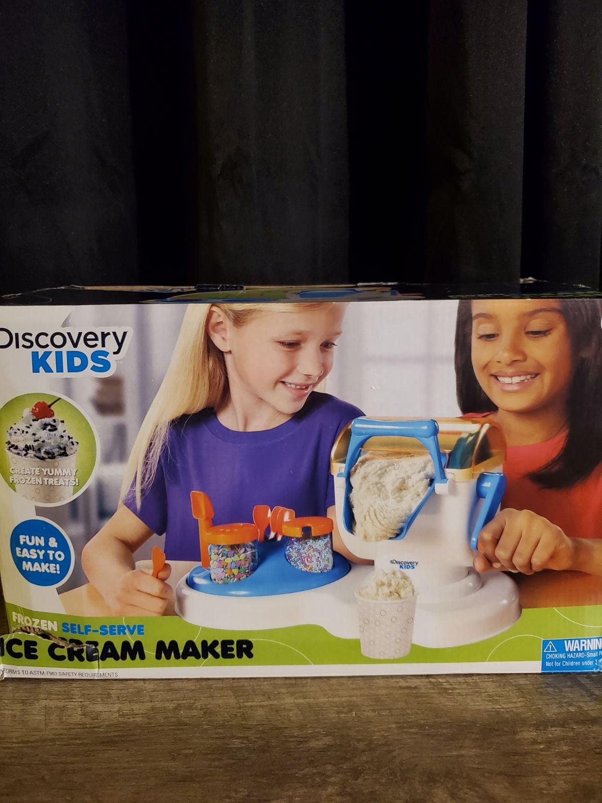 Discovery kids Ice Cream Maker