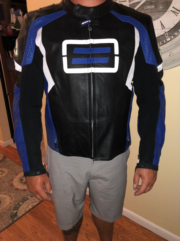 Men's Shift Leather Motorcycle Jacket