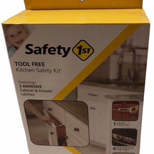 SAFETY 1st TOOL FREE KITCHEN SAFETY KIT