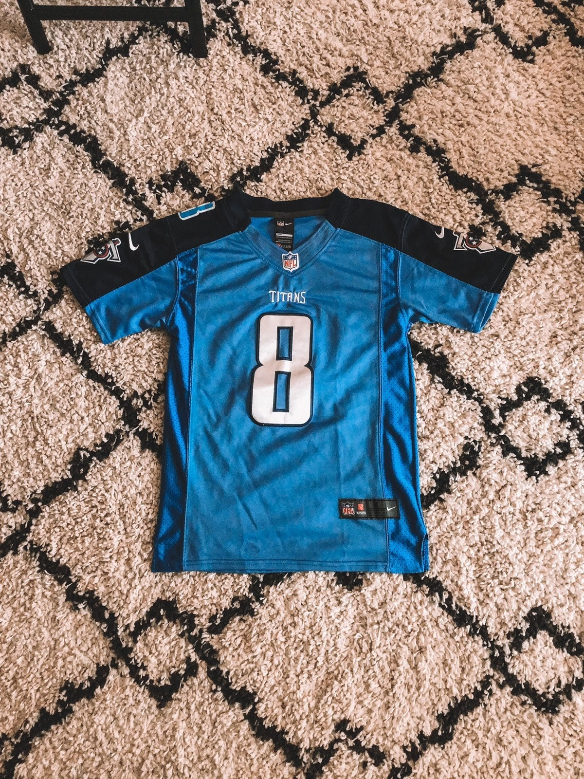 Nike NFL Tennessee Titans Jersey