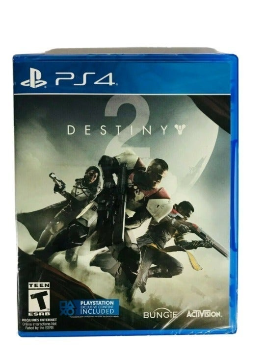 Destiny 2 Playstation 4 Video Game PS4