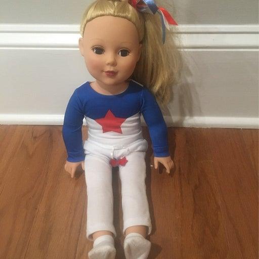 Madame Alexander Gymnastic Doll