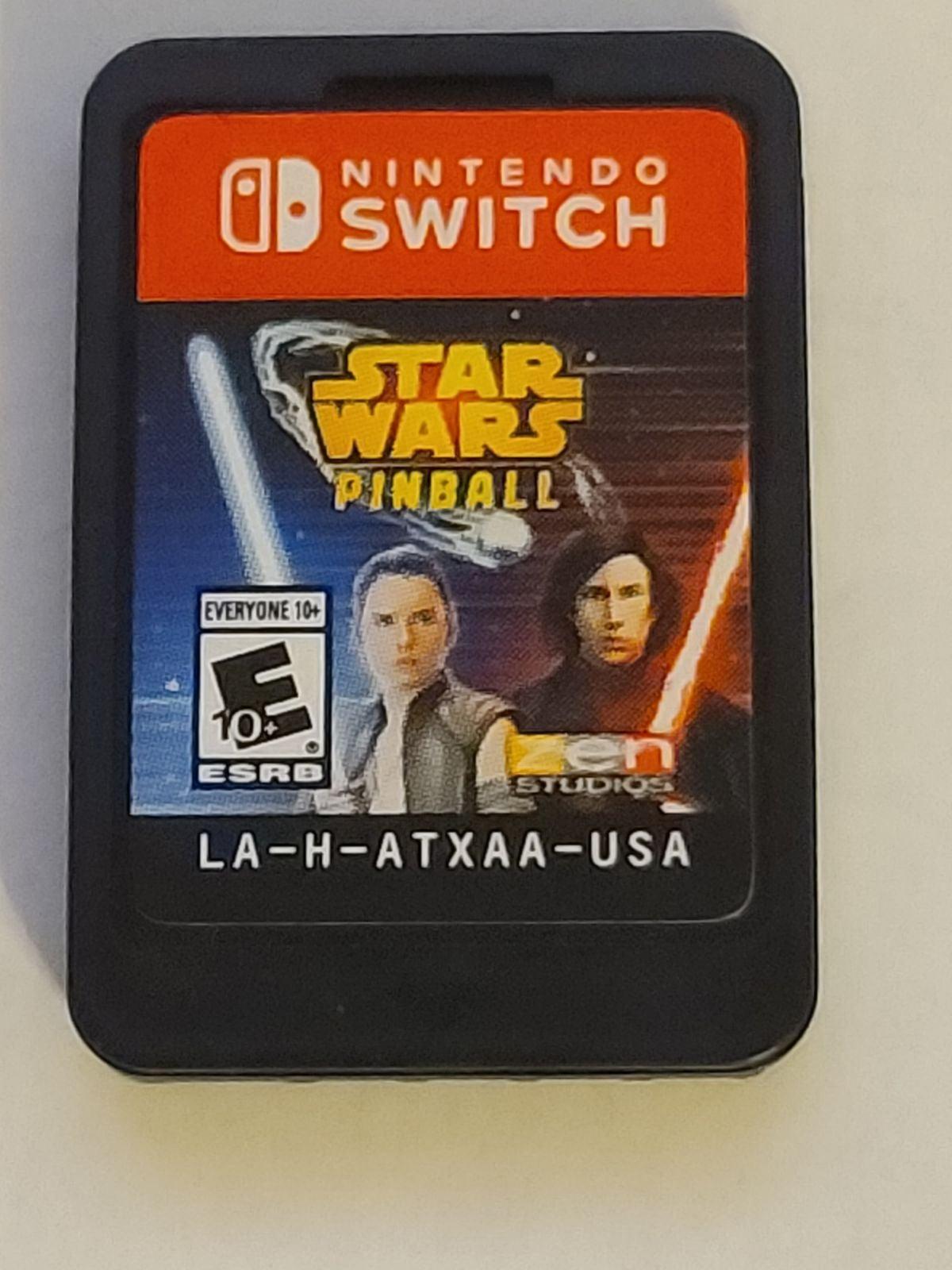 Stars wars pinball