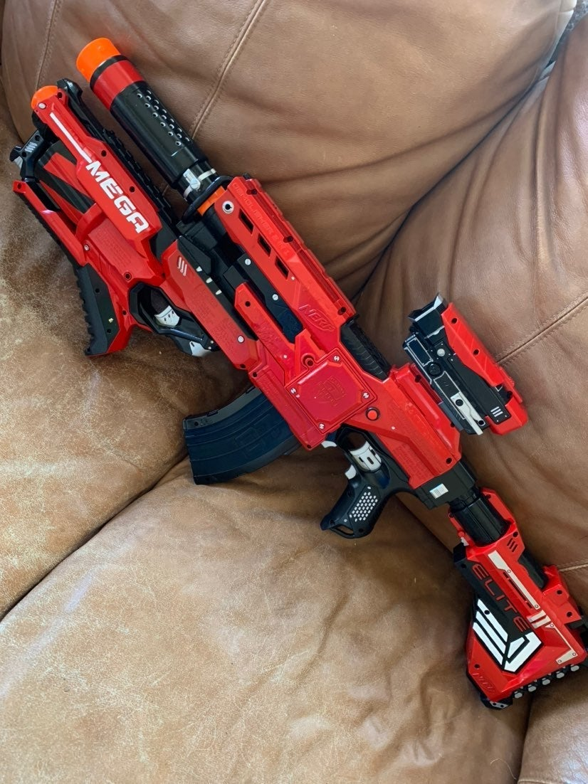 Nerf demolisher/cycloneshock integration