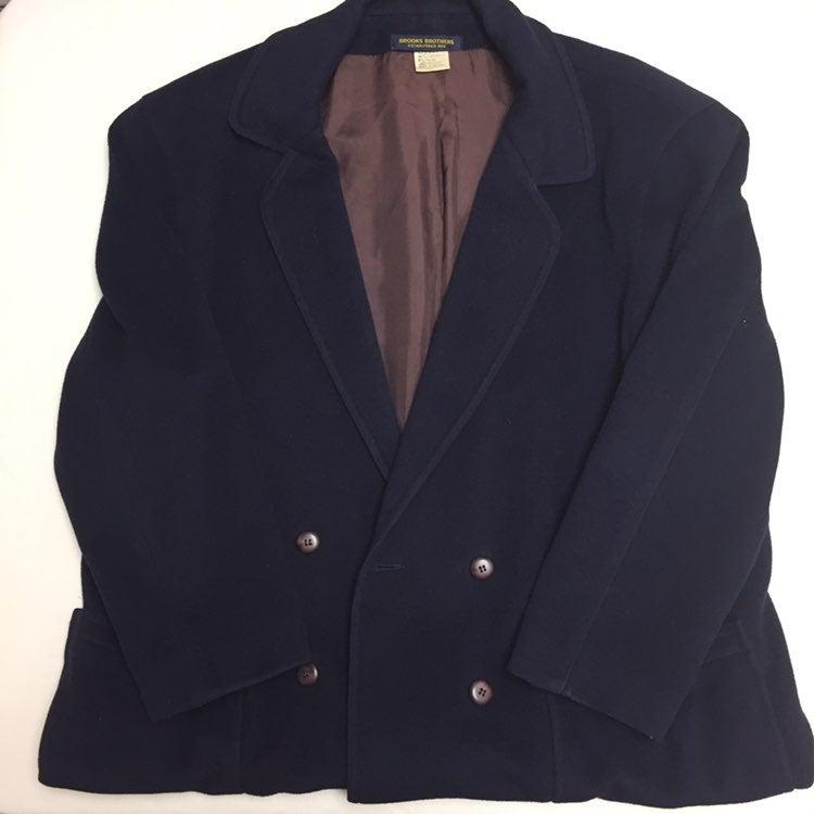 VTG Mens L Brooks Brothers Blazer Jacket