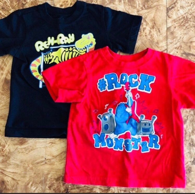 Children's Place Short Sleeve Shirts