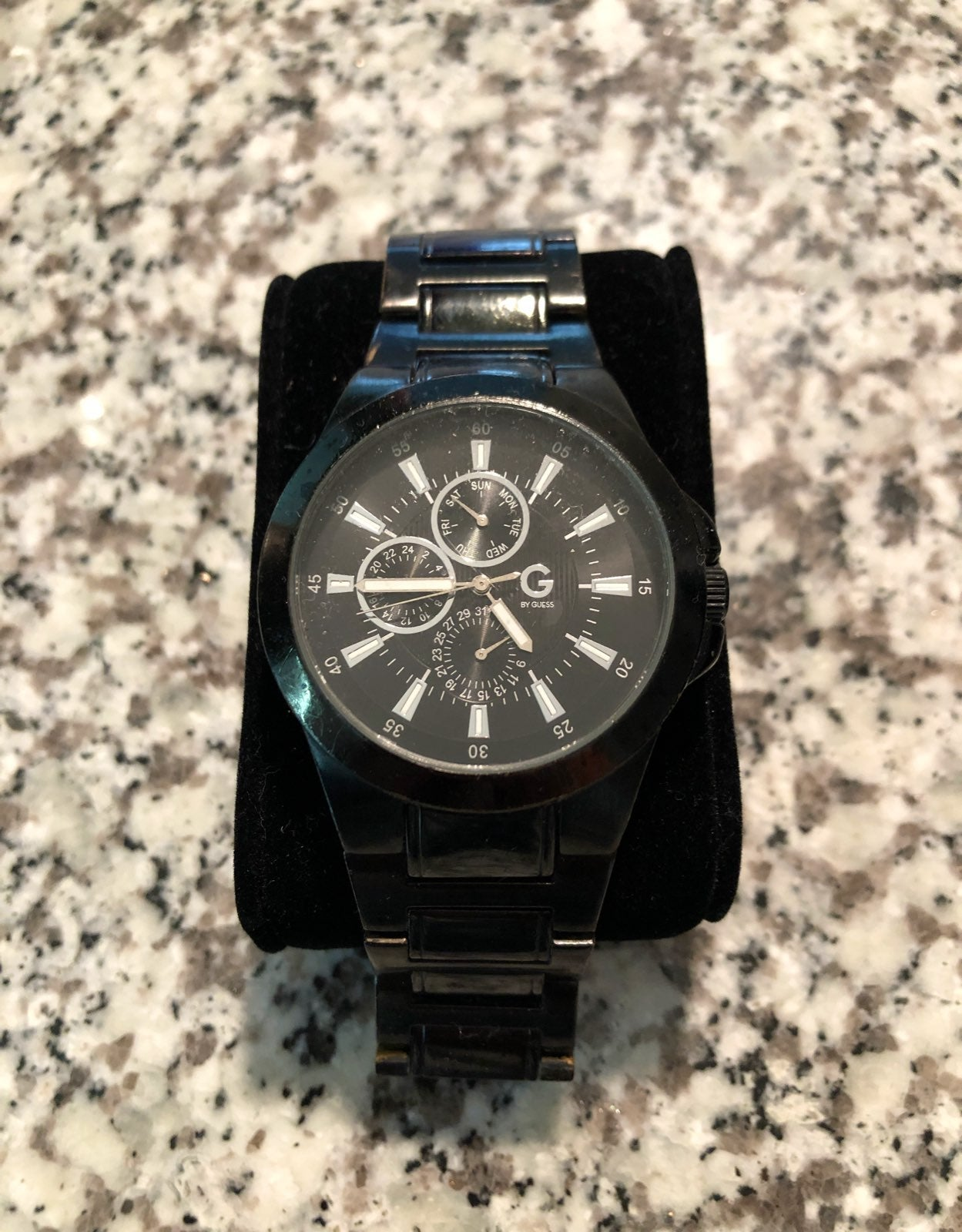 G by guess watches for men