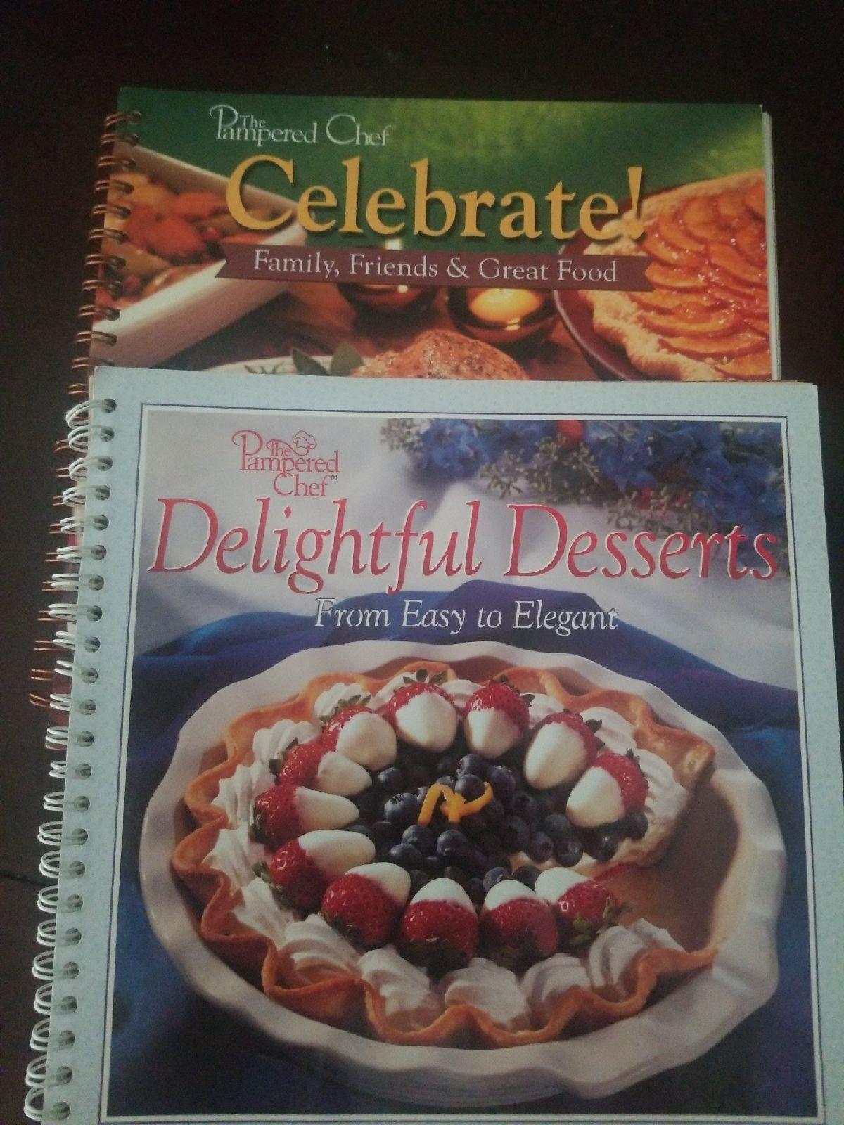 Cookbook pampered chef
