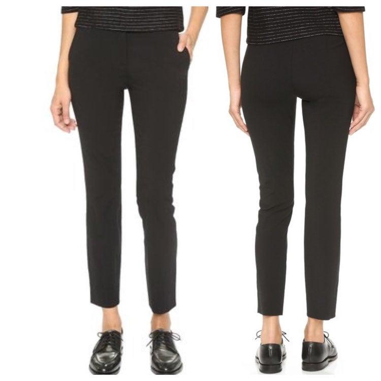 Diane Von Furstenberg cropped pants