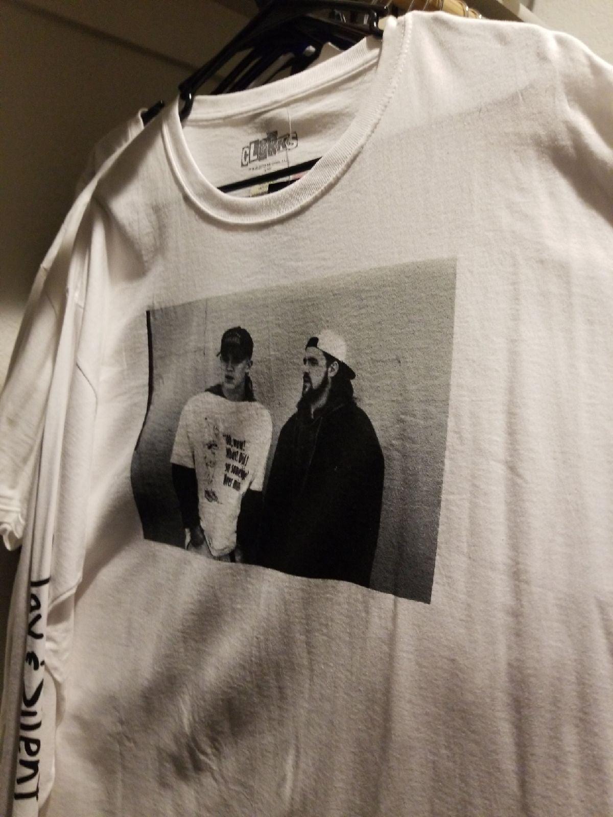Lot of Kevin Smith shirts Sz XXL