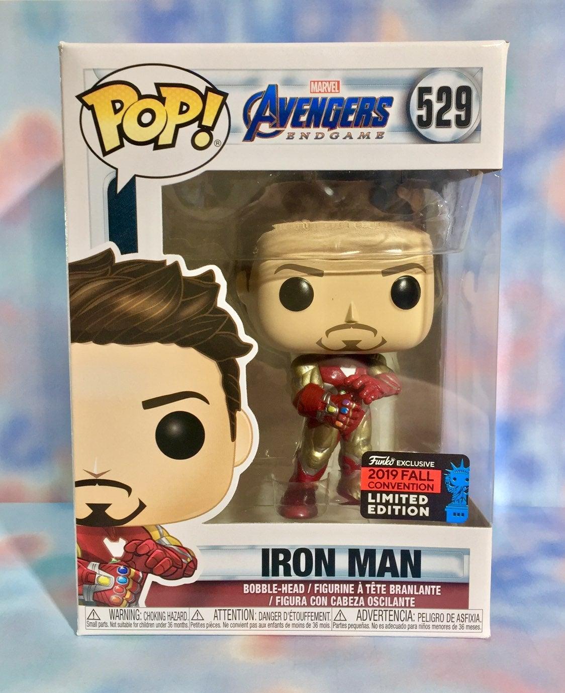 Iron Man Gauntlet Funko Pop Endgame 529