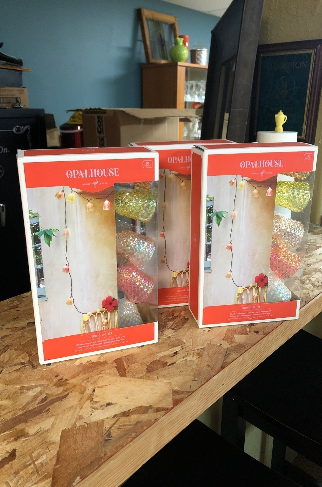 Opalhouse String Lights 3 New Sets