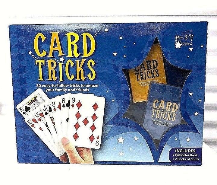 Card Tricks Set By Parragon