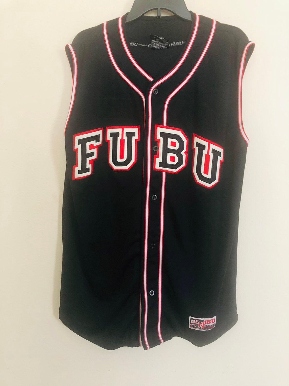 Vintage FUBU Mens XX Large Sleeveless