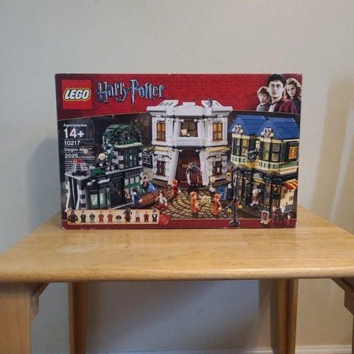 Lego Harry Potter Diagon Alley 10217 NIB