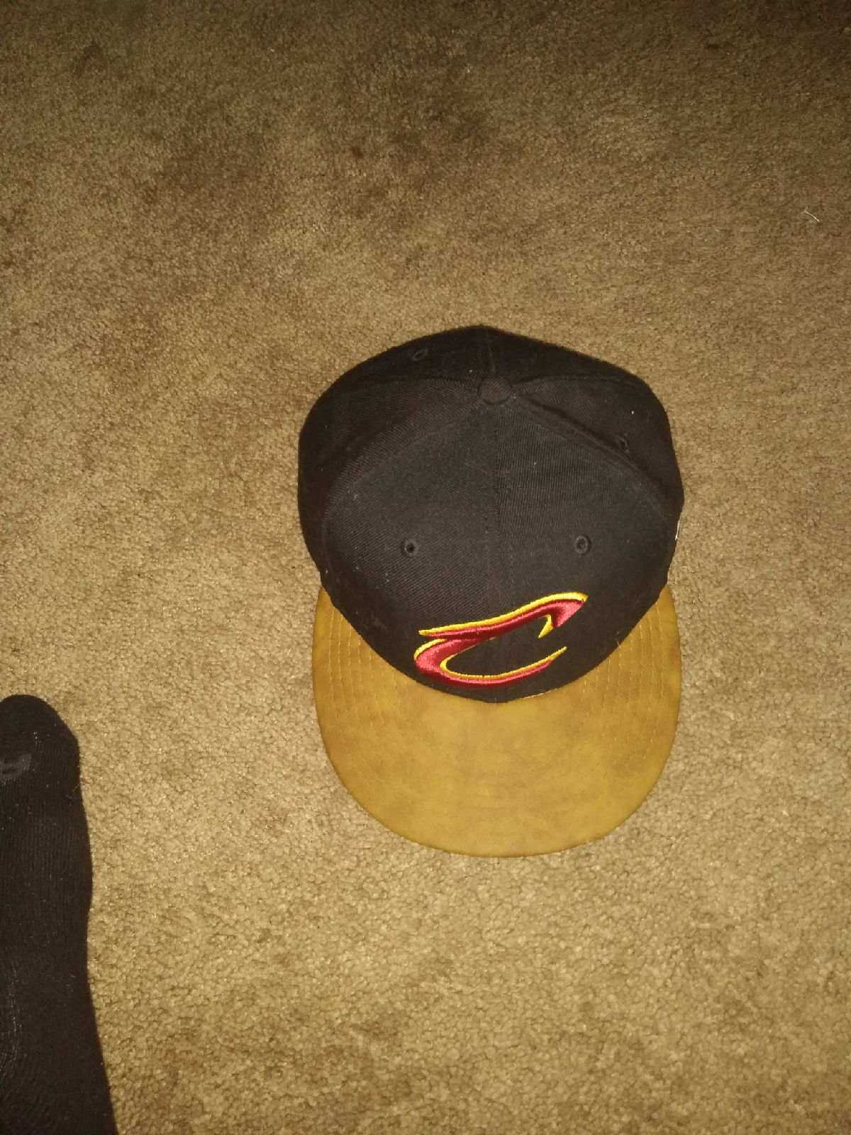 Cleveland cavilers hat