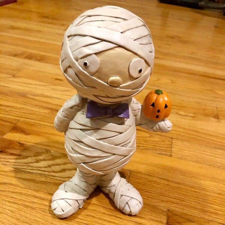 Halloween Gus the Mummy