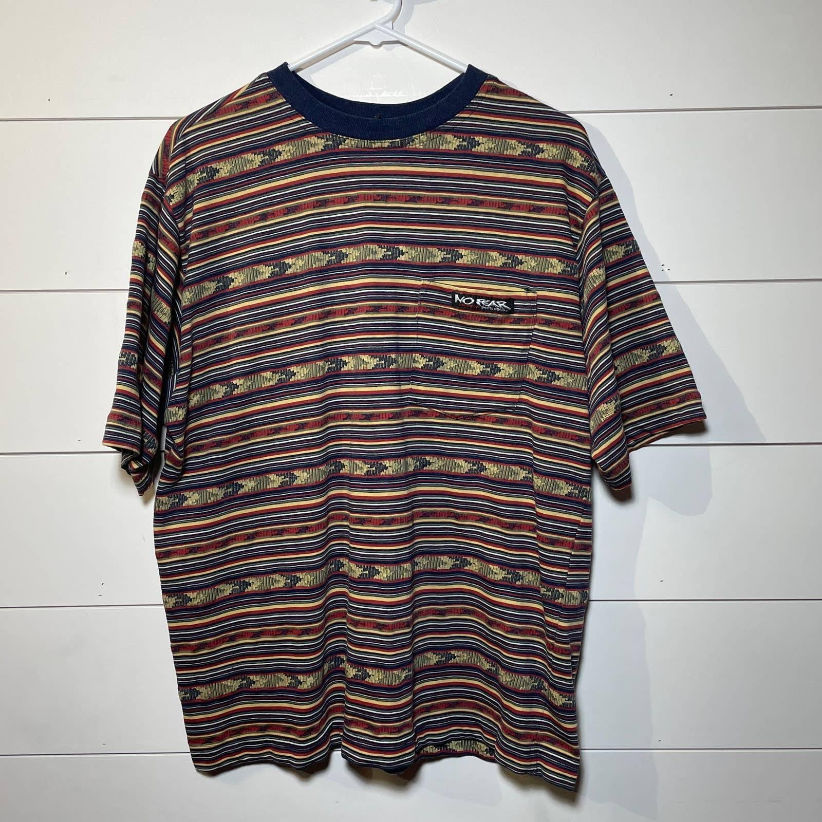Vintage 90s New Fear Dangerous Shirts
