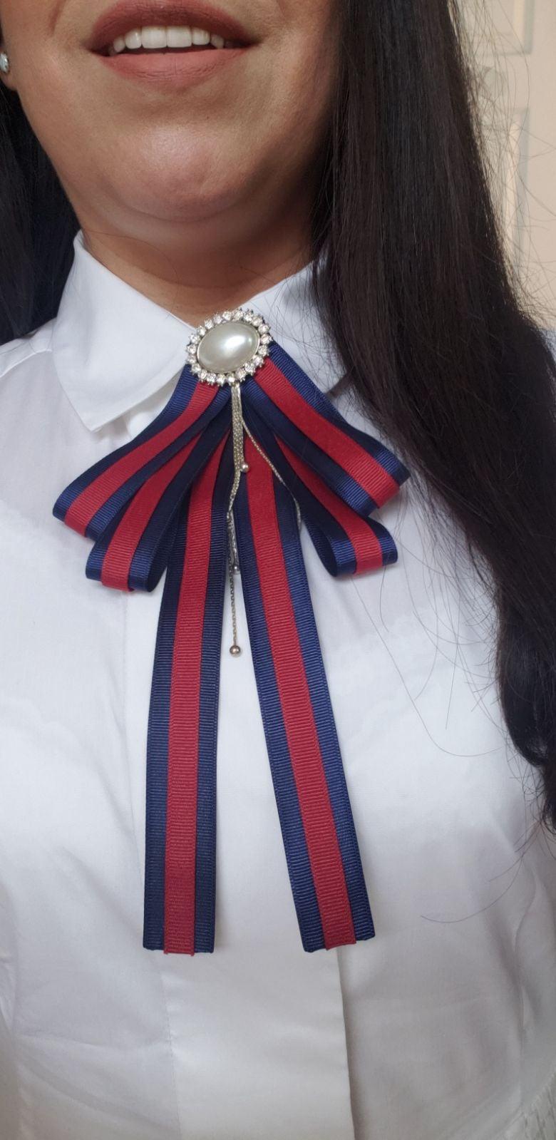 Handmade bow Gucci Inspired