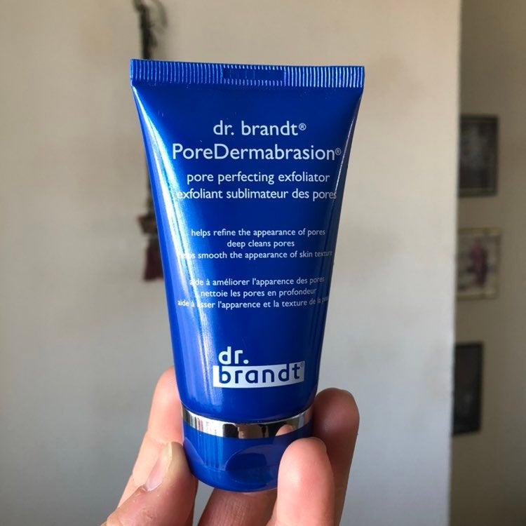 Dr Brandt PoreDermabrasion exfoliator
